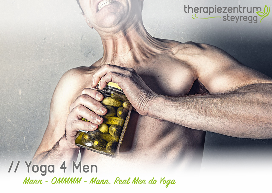 Yoga4Men im Therapiezentrum